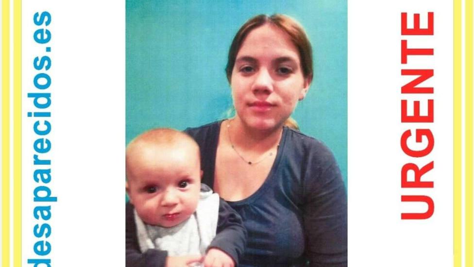 Cristyan tiene 6 meses y desapareció a finales de julio en Bilbao