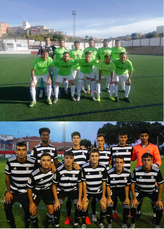 El Bullense golea 7-1 al Olímpico Totana y el Mazarrón CF gana 1-0 ante el Cartagena B