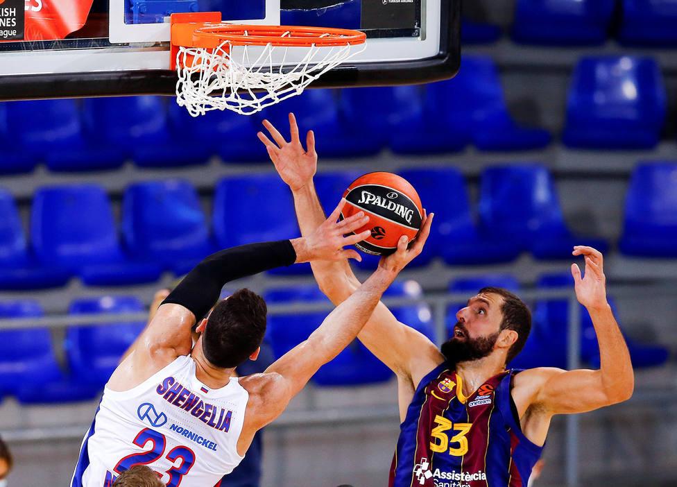 Barcelona Y Valencia Basket Debutan Con Victoria Euroliga Cope
