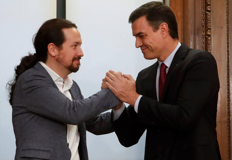 La imputación de Iglesias forzaría a Sánchez a sacarlo del Gobierno
