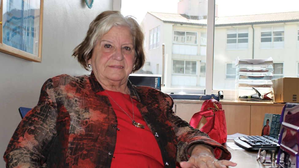 Carmen Avendaño, presidenta de Érguete