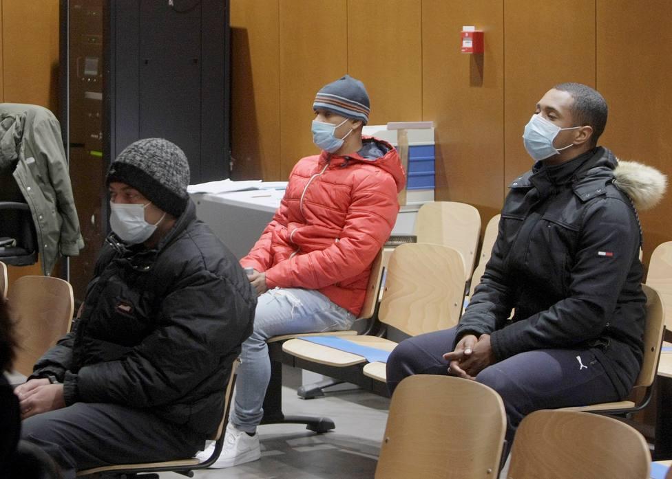 Los acusados son de nacionalidad venezolana - FOTO: EFE / Cabalar