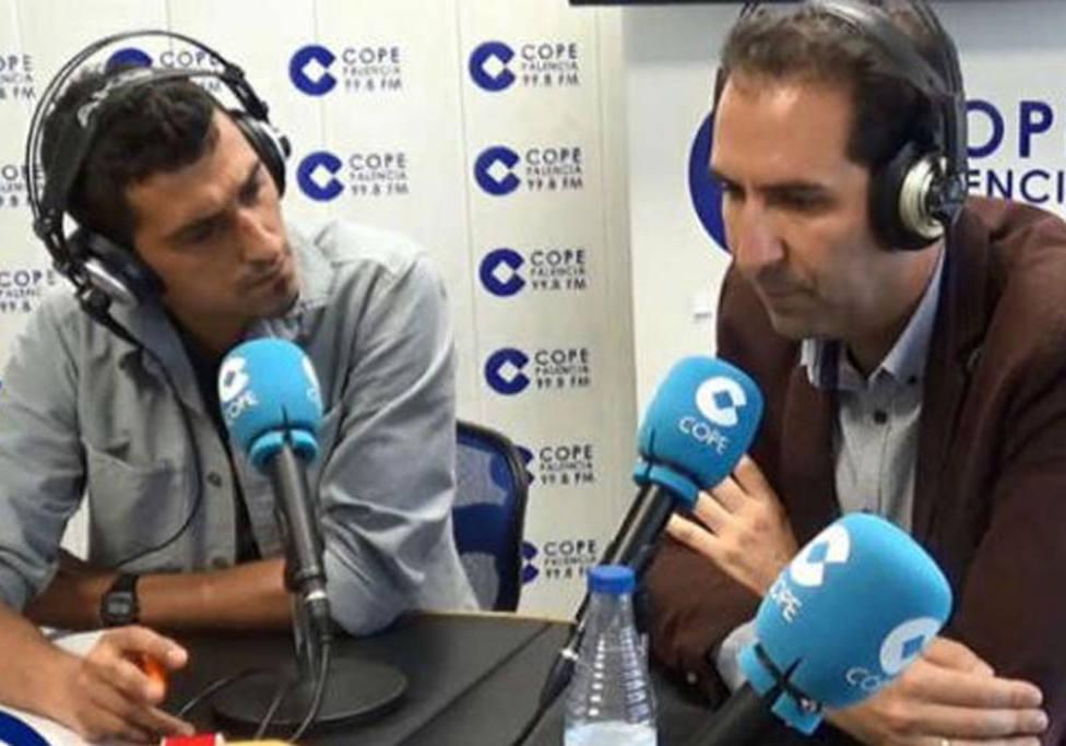 Entrevista a Mario Simón en COPE Palencia