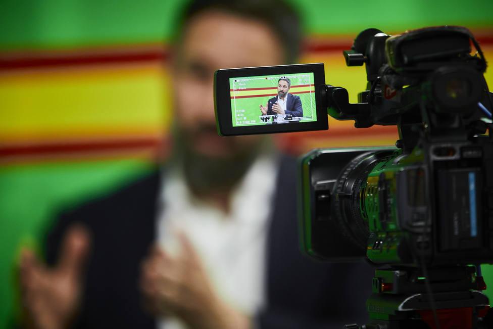 Abascal manifiesta su apoyo a Macron y pide un plantón de la UE ante el sátrapa otomano de Erdogan