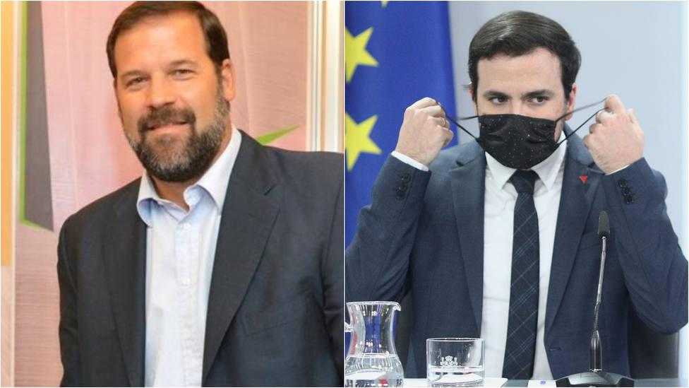 Alfonso Reyes le saca los colores al ministro Garzón por su anuncio: Menos de un céntimo...