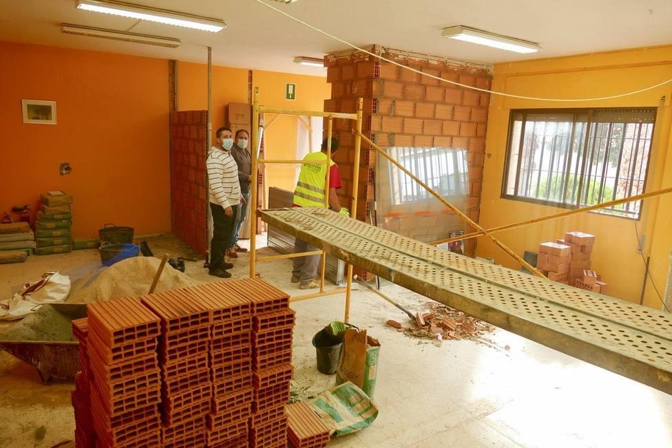 Educación contrata las obras para las aulas de estudio de Molinos Marfagones y La Palma
