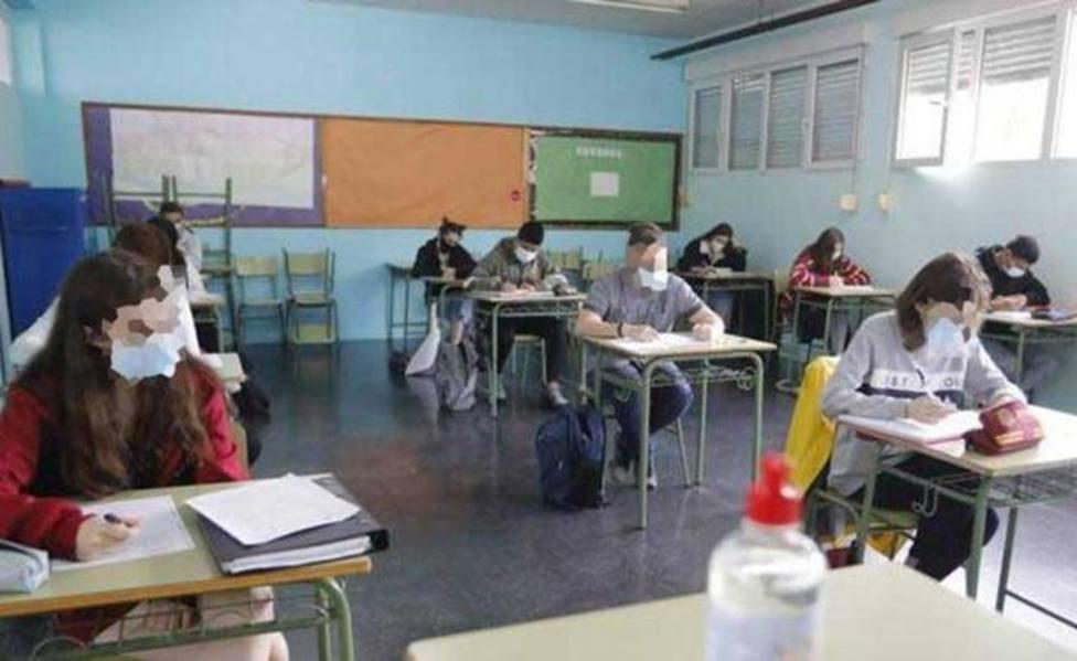 Unos 48 grupos escolares de Canarias cuentan con algún positivo entre alumnos o profesore