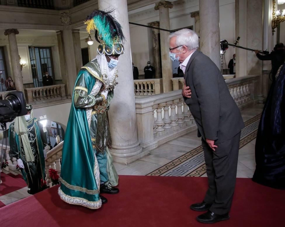 El Alcalde de Valencia admite que se produjo un error con la Cabalgata de Reyes