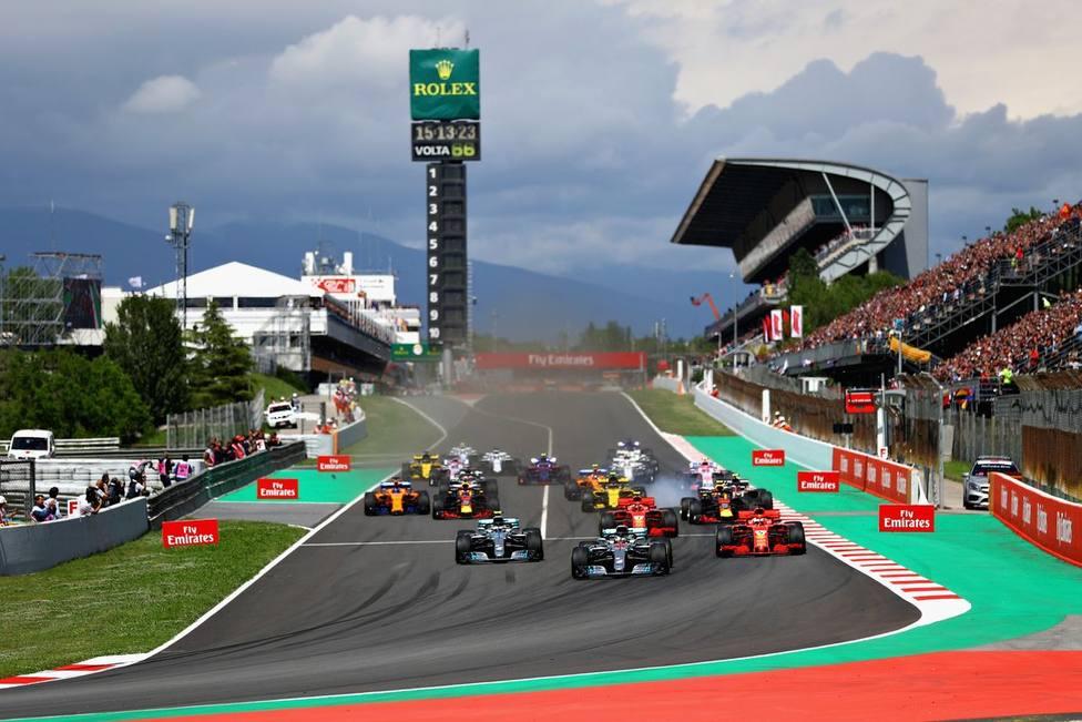 La organización del Mundial de Fórmula Uno ha desvelado este martes el calendario revisado para la temporada 2