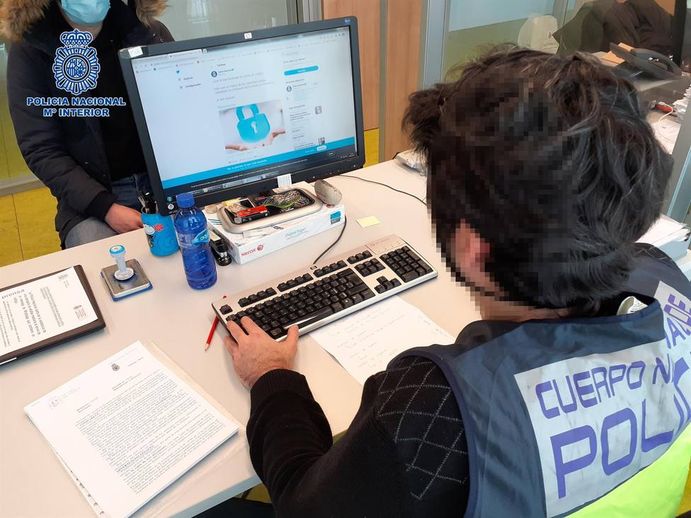 Identificado un alumno de Logroño que accedía de forma fraudulenta a las cuentas de sus profesores