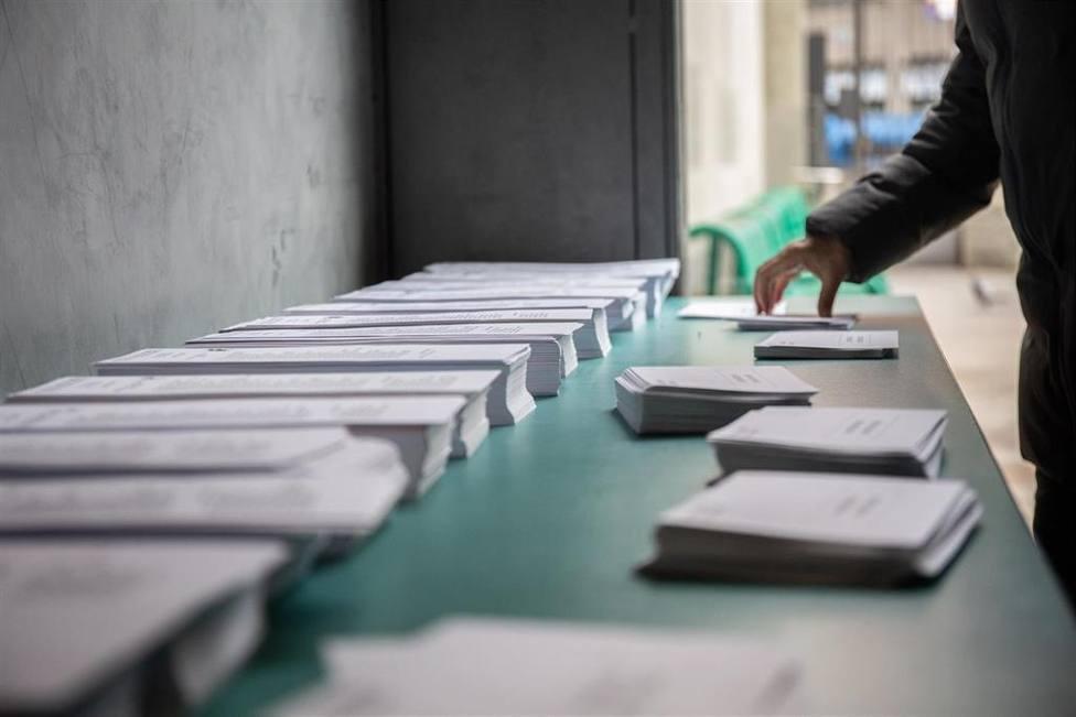 Más de 25.500 miembros de mesas electorales alegan para ser eximidos