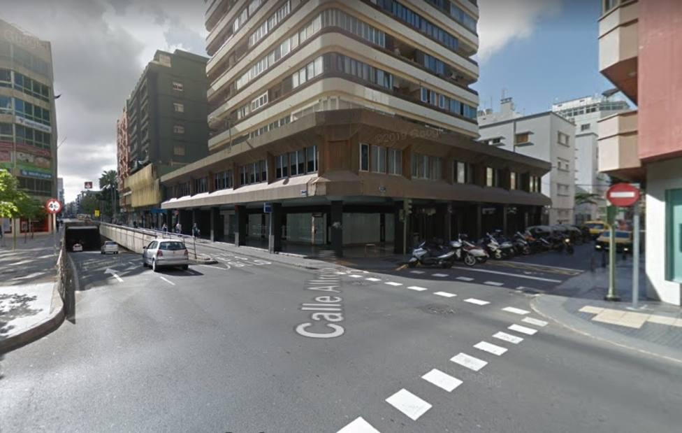 Calle Albareda