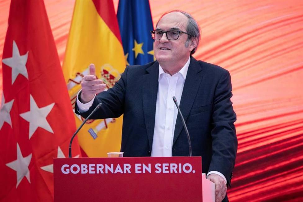 Ángel Gabilondo candidato socialista a las elecciones del 4 de mayo