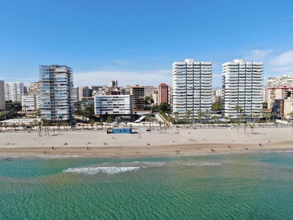 Alicante comienza la semana con posibles precipitaciones y máximas de 21 grados