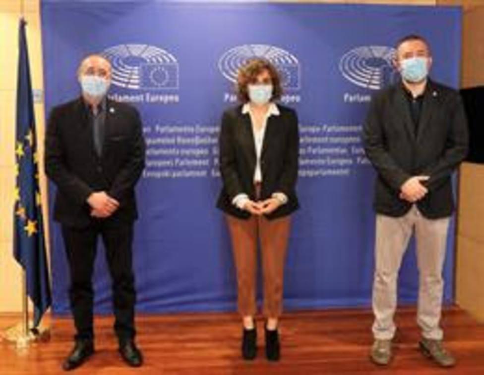Barcelona Comerç se reúne con el Parlamento europeo por la crisis en el comercio de proximidad