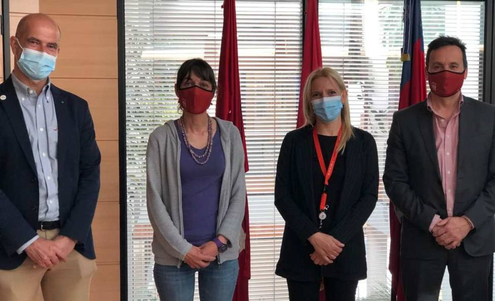 Moralzarzal firma un convenio de colaboración con Cruz Roja Española