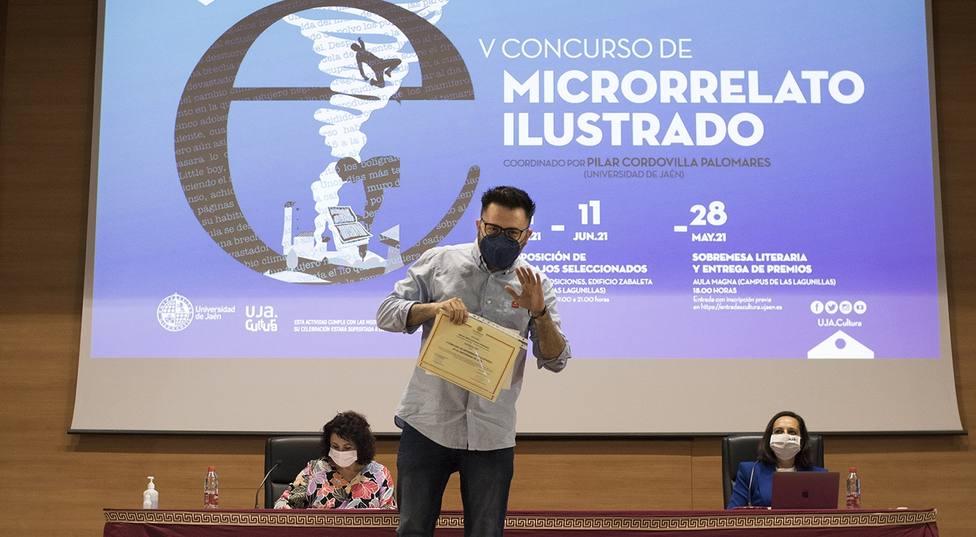 Fallados los premios del V Certamen de Microrrelato Ilustrado de la Universidad de Jaén