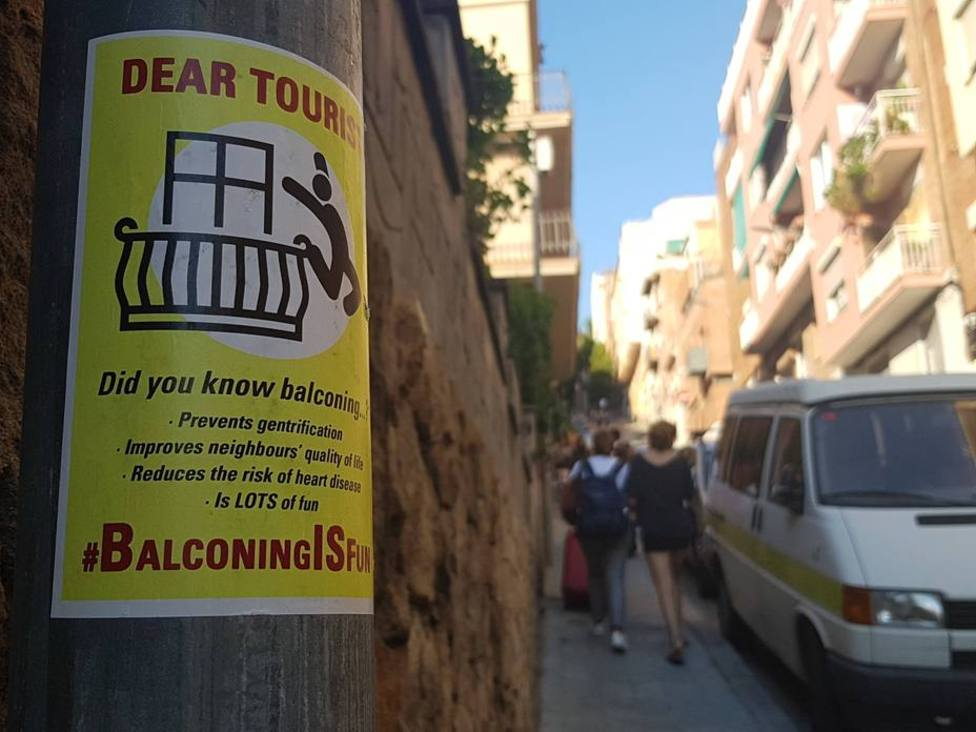 Casi 20 fallecidos en 4 años: el balconing vuelve a España tras un año sin turistas