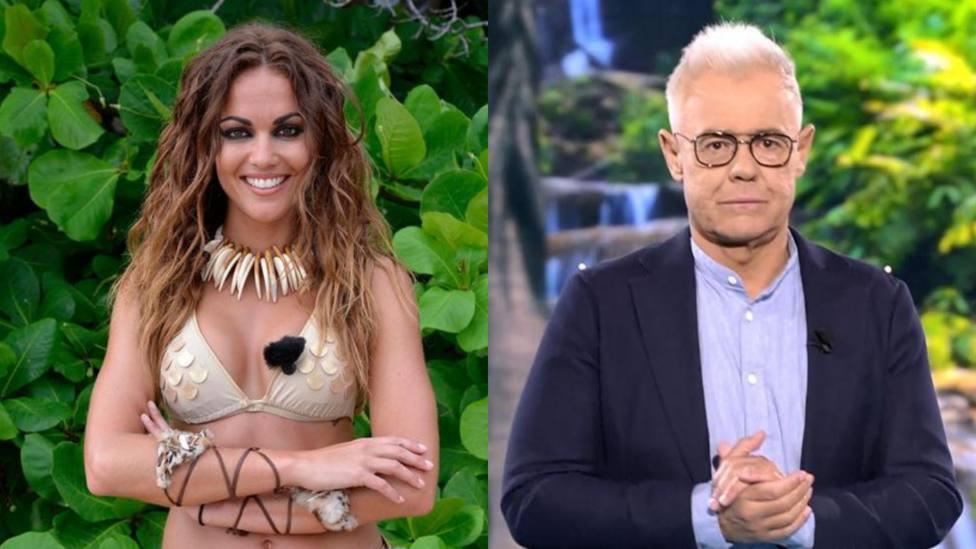 La conexión entre Lara Álvarez y Jordi González antes de la final de Supervivientes: En la distancia