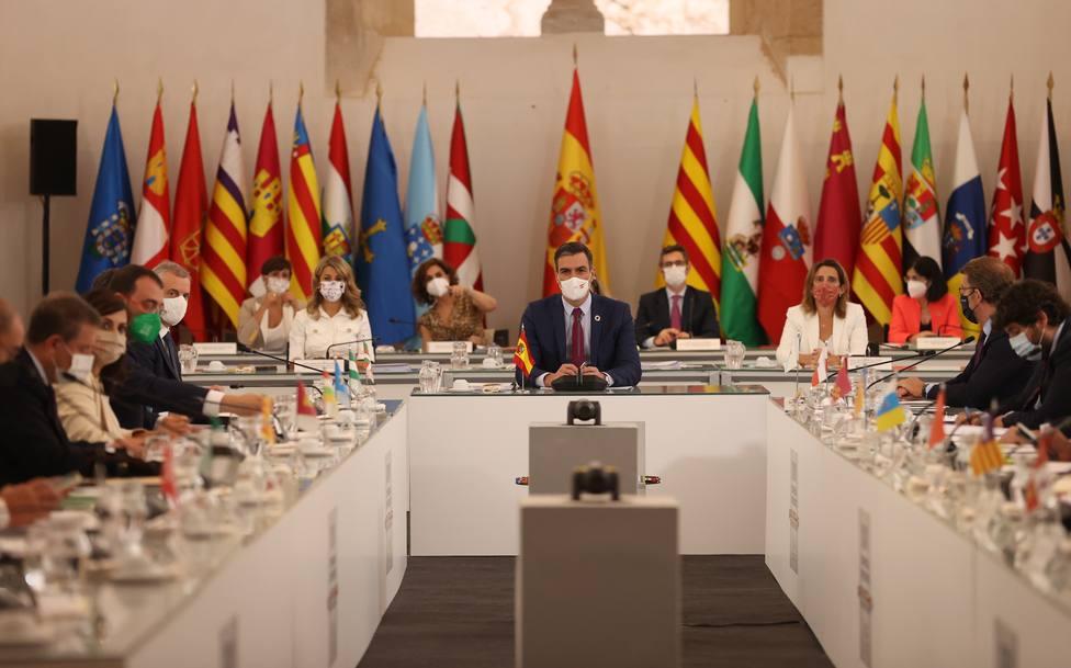 Ayuso, Urkullu o Feijóo: las peticiones de los presidentes autonómicos en la Conferencia