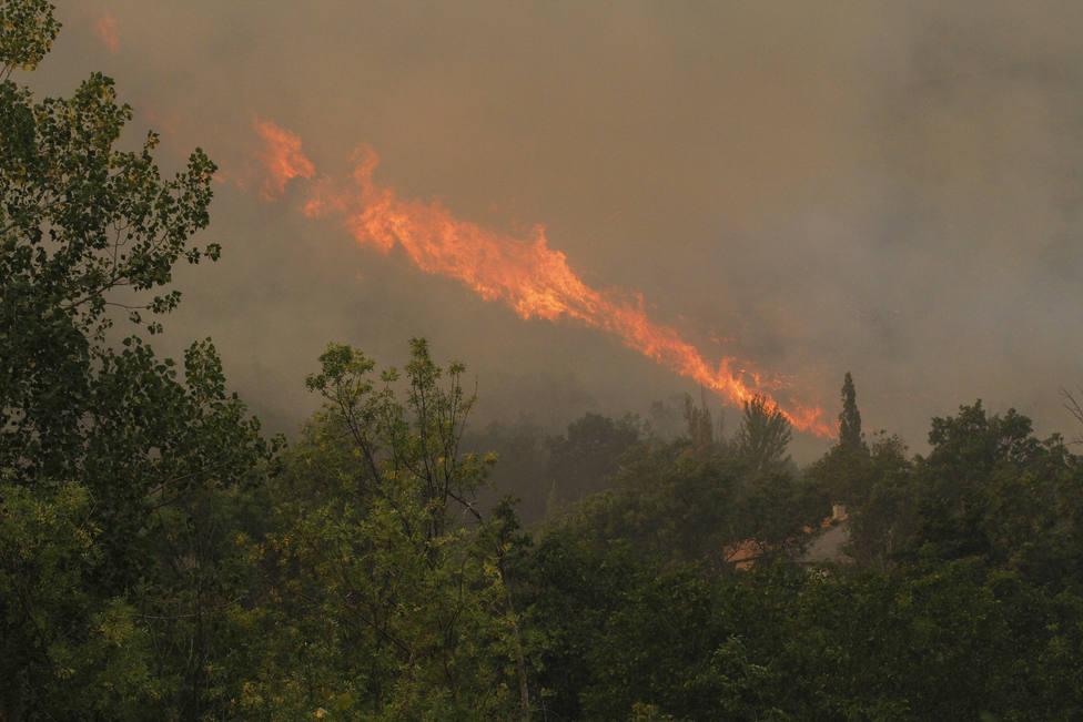 Vox pide explicaciones al Gobierno por la forma de actuar en el incendio de Ávila