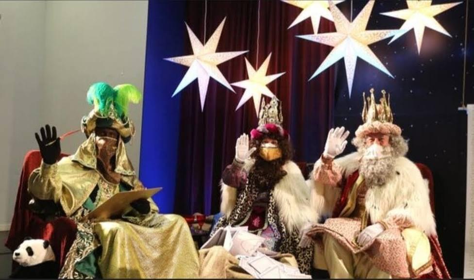 Los Reyes Magos, multiplicados la pasada Navidad, recibirán el Premio Especial Ciudad de Jerez