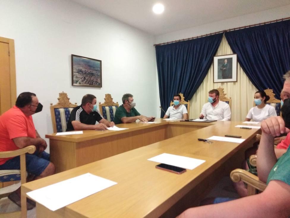Consejo agrario de Sant Jordi