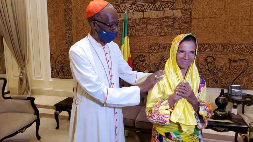Liberada la religiosa colombiana Gloria Narváez, secuestrada en Malí desde 2017