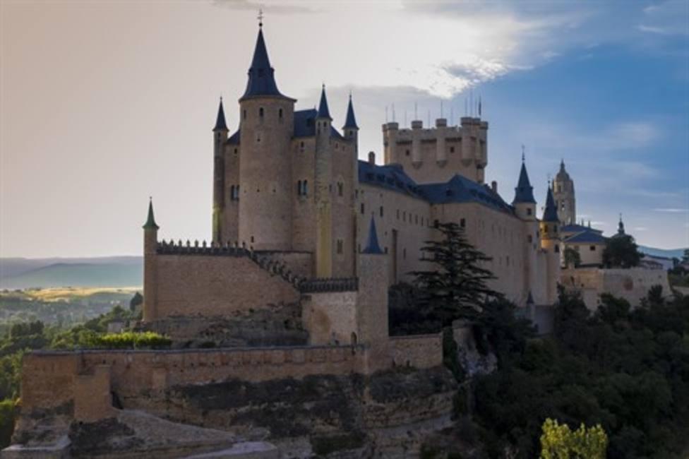 Coronavirus.- El Alcázar de Segovia reabre al público a partir del lunes con entradas a precio reducido