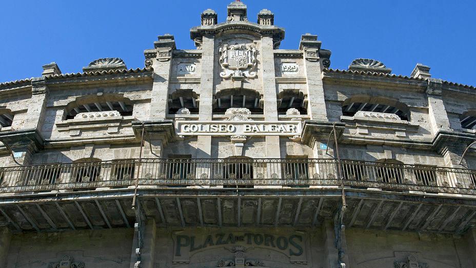 El futuro taurino del Coliseo de Palma de Mallorca queda en suspenso tras la aprobación de esta ley