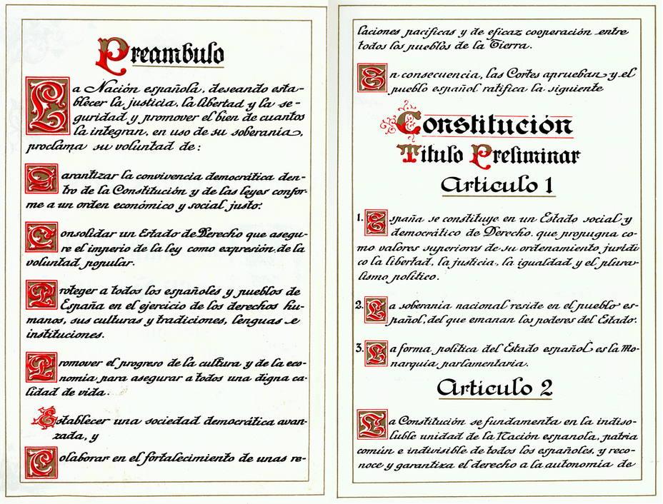 Un hombre marroquí pierde la nacionalidad español por no jurar la constitución al no saber español