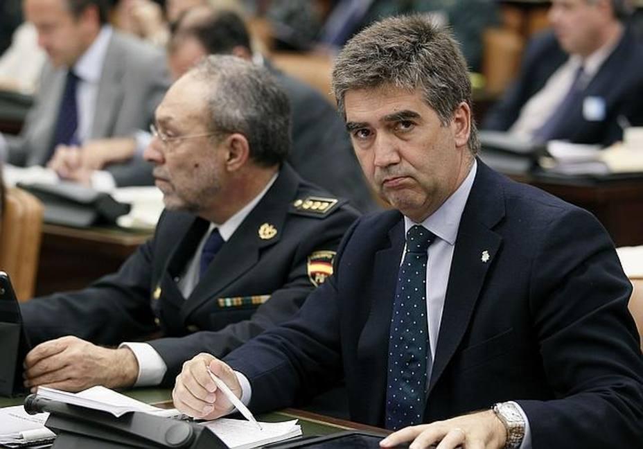 El portavoz delPPen el Senado, Ignacio Cosidó
