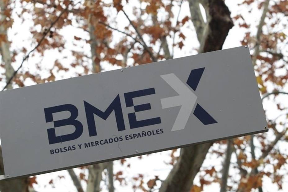 La Bolsa española negoció 54.023 millones en renta variable en octubre, un 16,5% menos