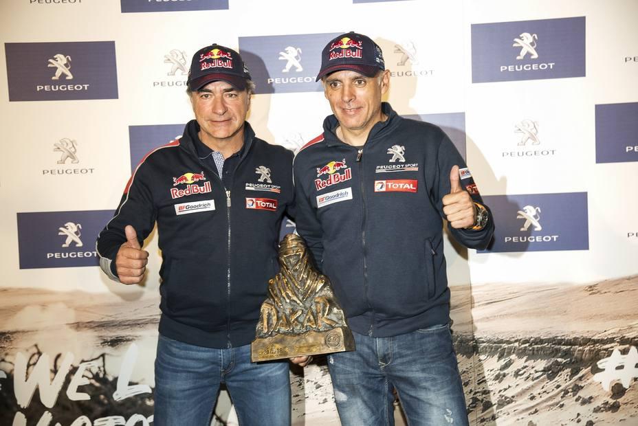 Carlos Sainz: El hecho de disfrutar pilotando me ha llevado a ser un piloto longevo