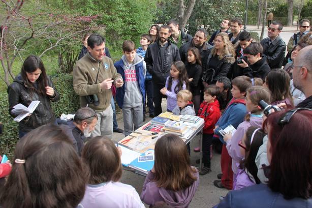 SEO/BirdLife moviliza cada año a más de 35.000 voluntarios en 39 grupos locales en actividades ambientales