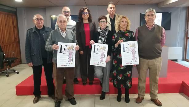 Presentación de la XXII edición del Festival de Bandes dAlacant (Ayuntamiento)