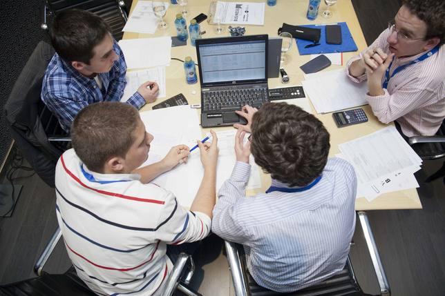 Los jóvenes aragoneses son menos proclives a ser emprendedores