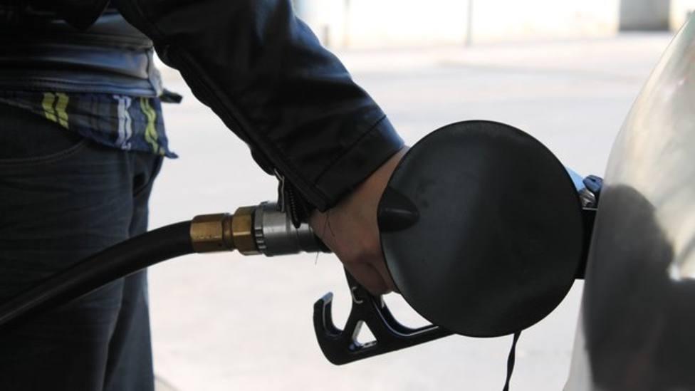 El consumo de diesel se desploma en Asturias