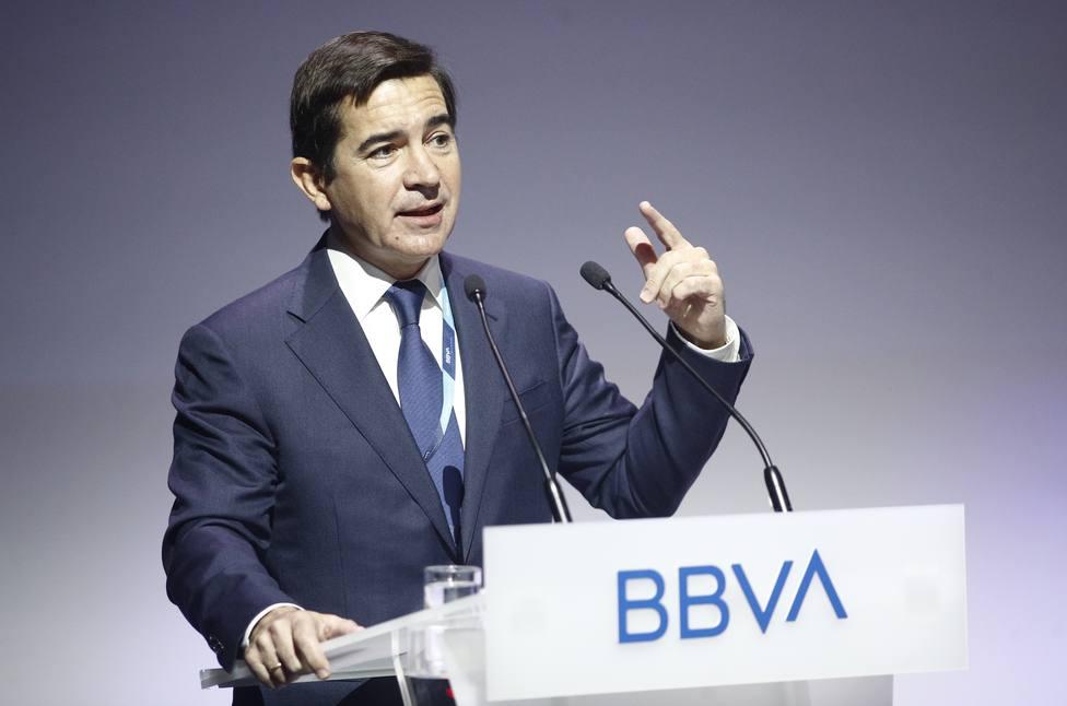 Carlos Torres, presidente de BBVA, ve la educación financiera como la mejor palanca para acabar con la desigualdad