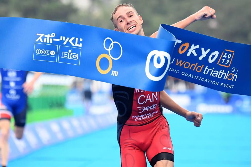 Genis Grau y David Castro abandonan en el test olímpico en Tokio