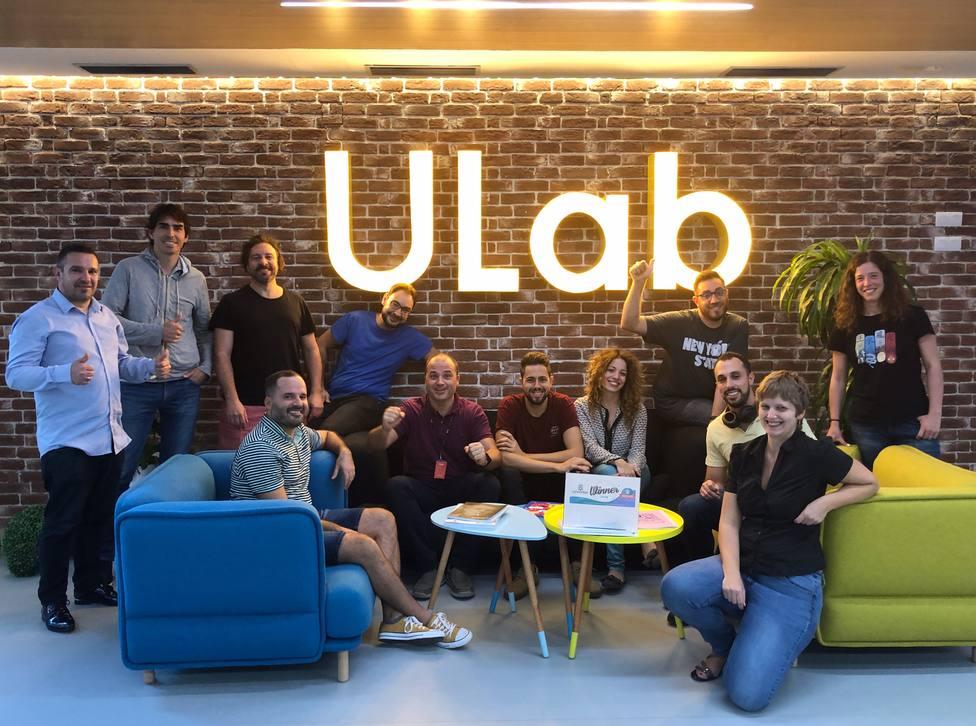 ULab premio coworker