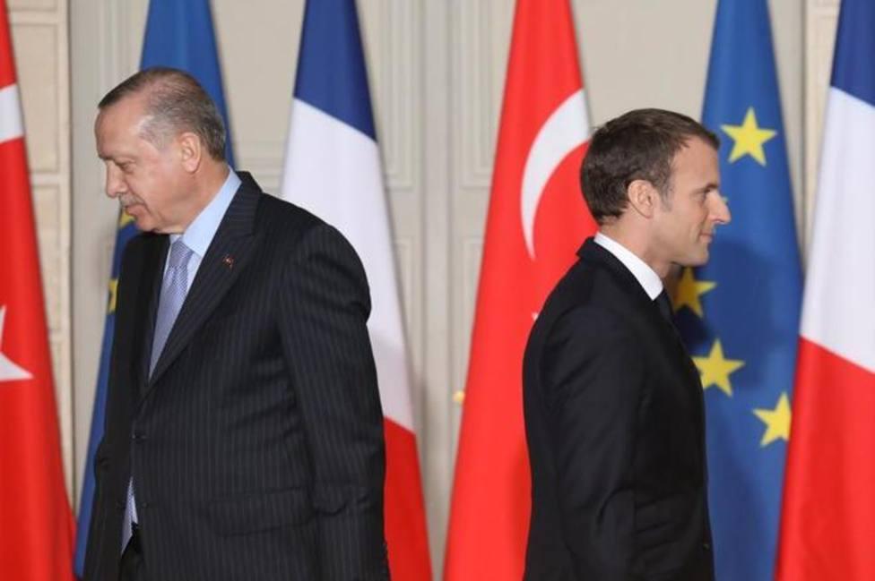 Francia y Alemania suspenden la exportación de armas a Turquía mientras dure la ofensiva en Siria