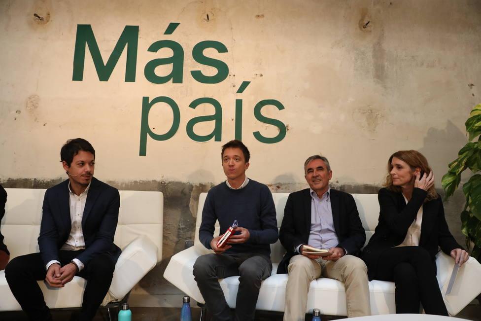 Errejón propone subir impuestos a ricos, una prestación universal por hijo de 1.200 euros y blindar pensiones