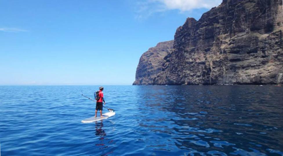 Resultado de imagen de Tenerife se promociona en países nórdicos como destino para hacer deporte