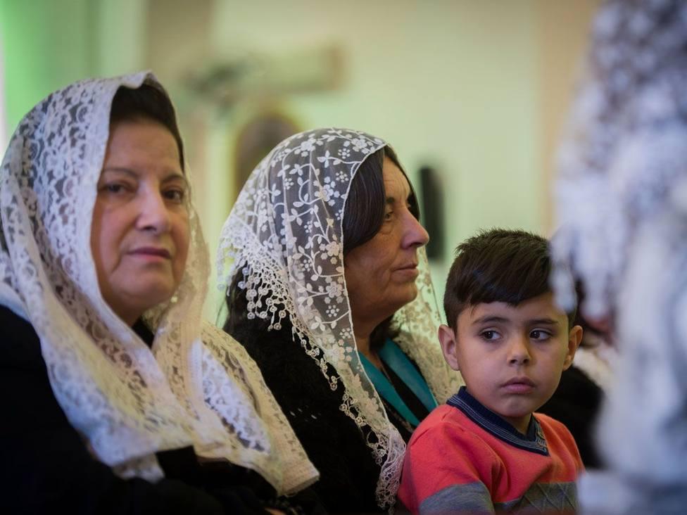 Los obispos para la Iglesia en Tierra Santa se reúnen en Gaza