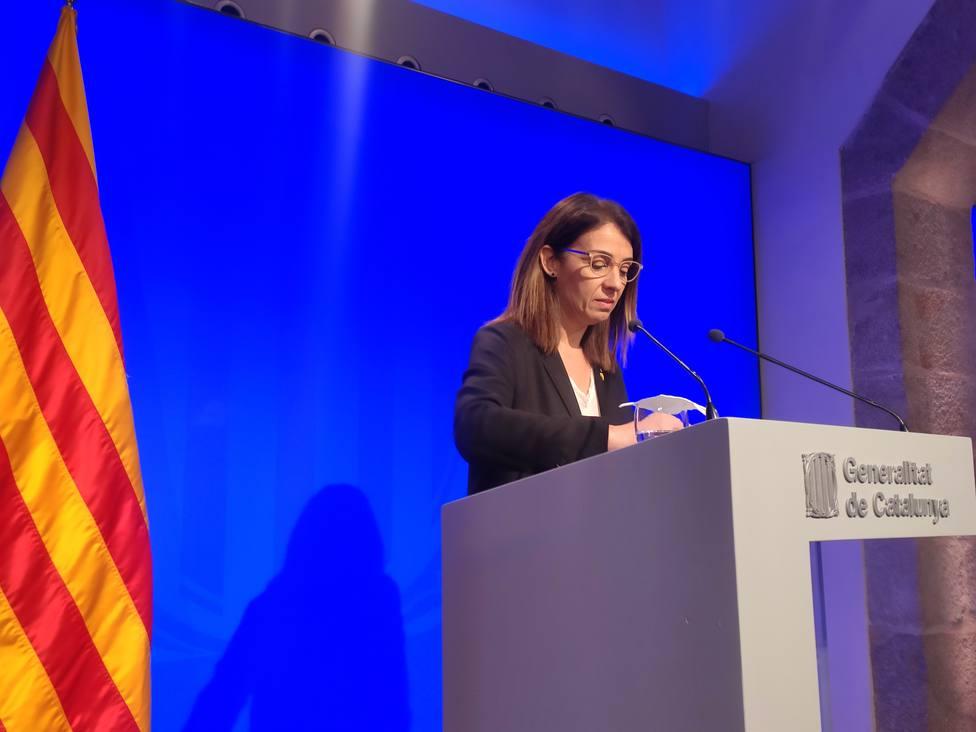 El Govern dice que su voluntad es escuchar a todos los partidos sobre la negociación con Sánchez