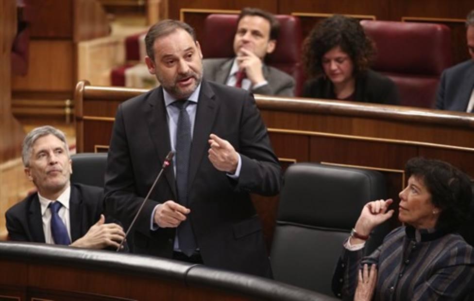 El Congreso vota este martes la propuesta del PP que reclama destituir a Ábalos y reconocer a Guaidó