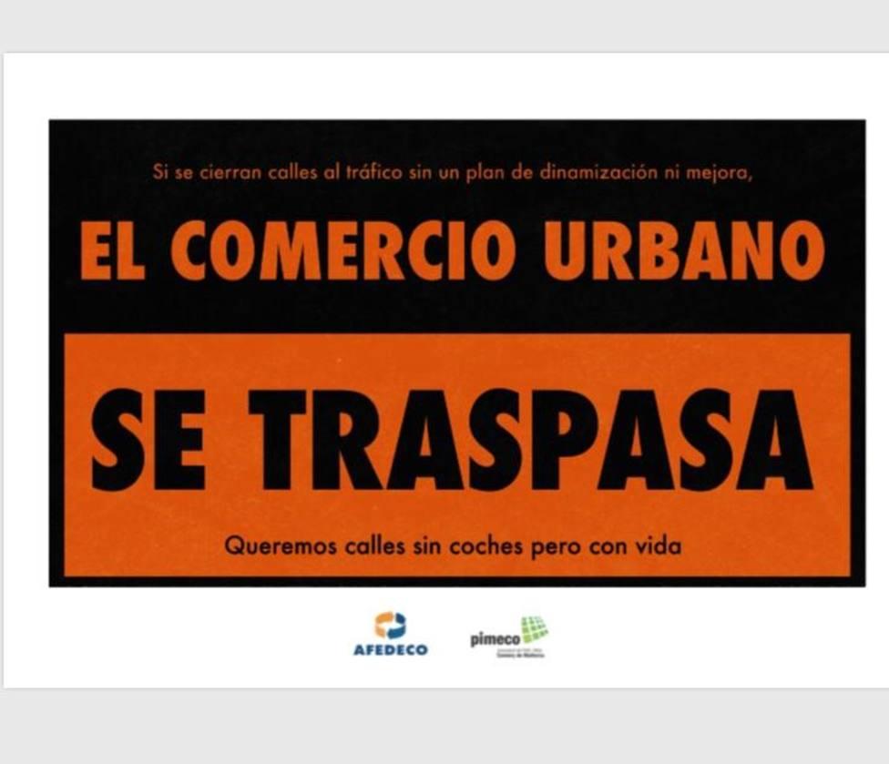 Los comerciantes de Palma cerrarán durante una hora como protesta a los cambios de movilidad del ayuntamiento