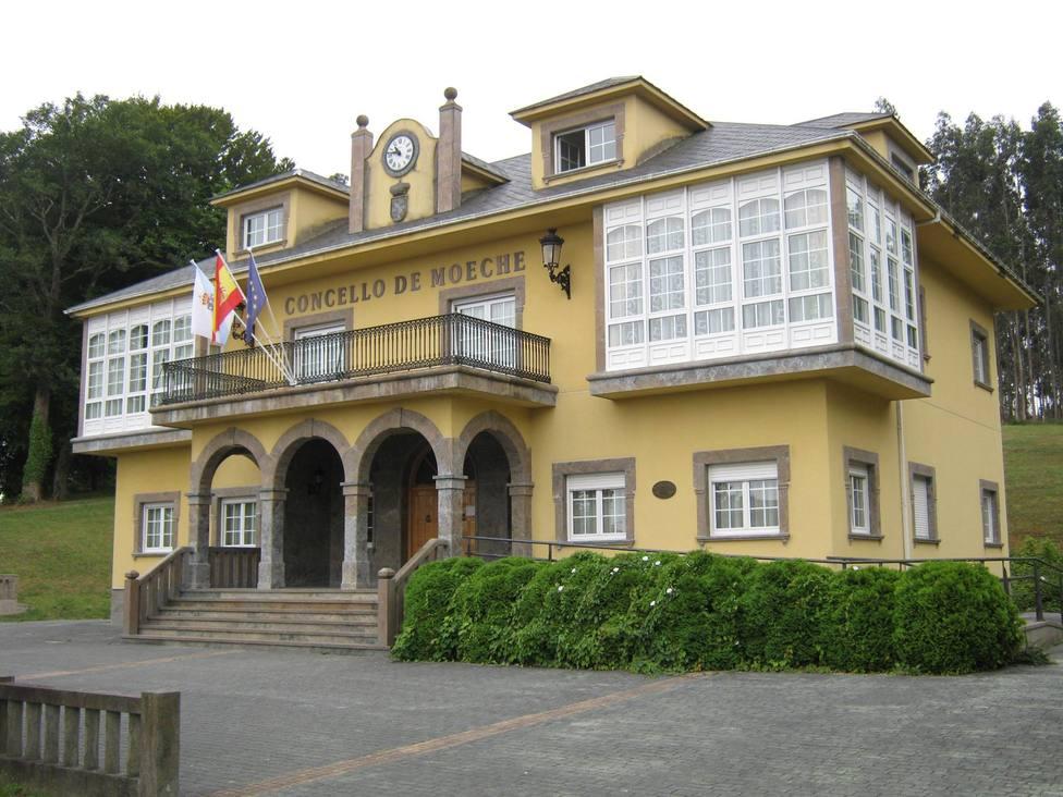 Foto de archivo del Ayuntamiento de Moeche - FOTO: Concello de Moeche