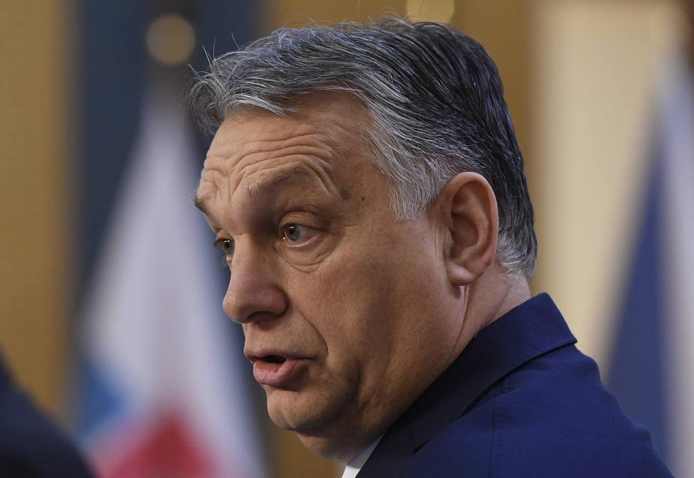 Orban rechaza poner plazo al estado de emergencia en Hungría a causa del coronavirus